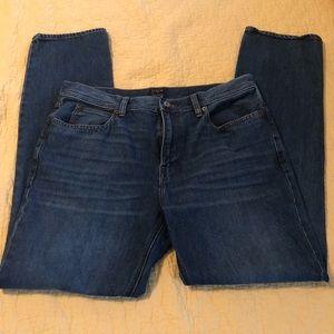 Men's 34/32 J Crew jeans